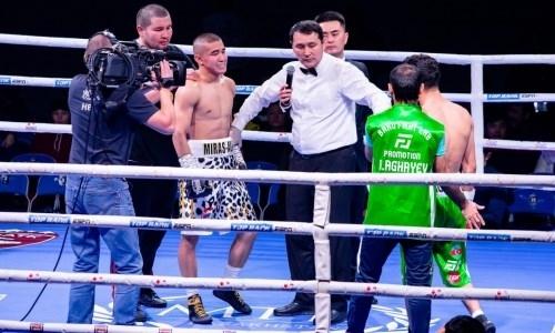 Казахстанский боксер назвал неожиданную причину перехода в профессионалы