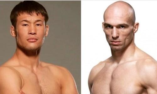 Объявлены точная дата и соперник по дебютному бою первого казахстанца в UFC