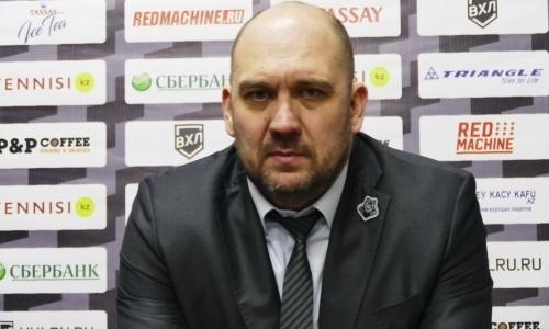 «Игра шла до гола». Тренер «Молота-Прикамье» рассказал, что решило исход матча с «Торпедо»