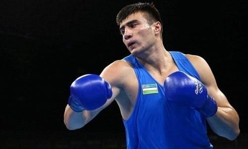 Узбекский обидчик капитана сборной Казахстана вышел в ринг против двух боксеров одновременно. Видео