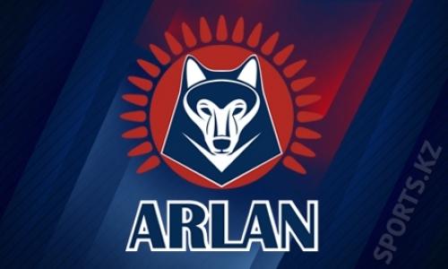 «Арлан» переиграл «Алматы» в матче чемпионата РК