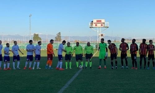 «Шахтер», выигрывая по ходу встречи, уступил азербайджанской команде в товарищеском матче