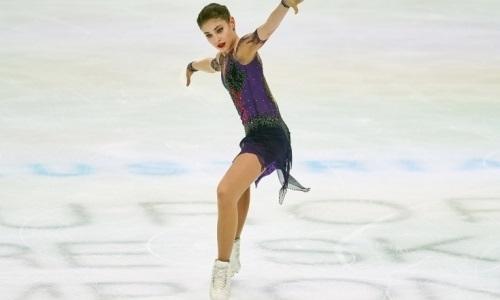 Российская ученица тренера Турсынбаевой выиграла ЧЕ-2020 с неожиданным падением. Видео