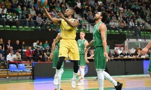 «Астана» уверенно победила польский клуб в матче ВТБ