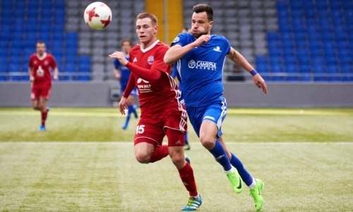 «Это хороший трансфер». Аздрен Лулаку оценил переход белорусского самородка в «Астану»