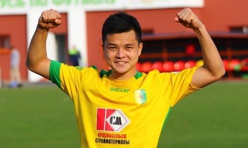 «Кыргызский Месси» сыграет свой первый матч за «Кайрат»