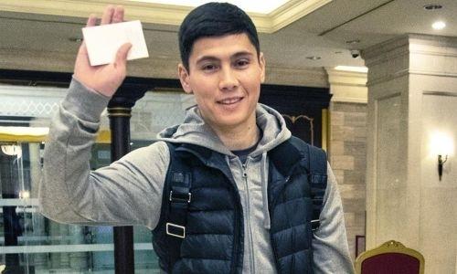 «Он улетел в Алматы». Появились свежие новости о просмотре Исламхана в «Зените»