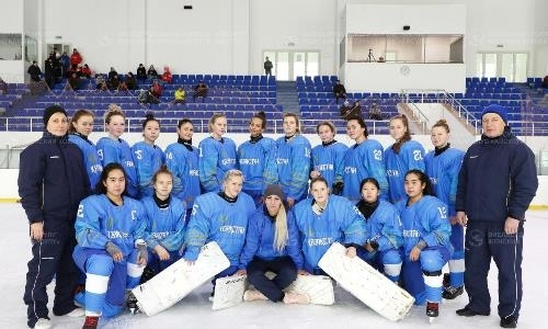 Женская юниорская сборная Казахстана в овертайме проиграла Китайскому Тайбэю на ЧМ-2020