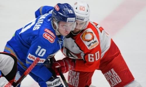 Прямая трансляция гостевого матча «Барыса» против «Автомобилиста» в КХЛ