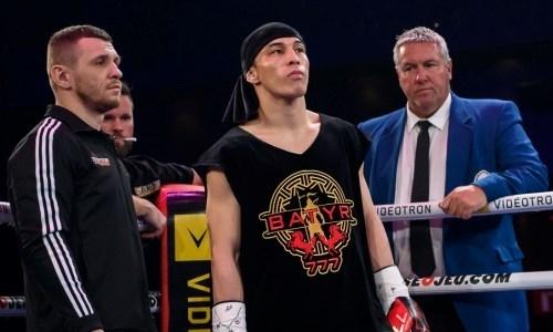 Промоутер Джукембаева предложил ему соперников на бой за титул чемпиона мира