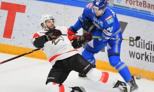 «Не такие сильные...». Шевченко оценил шансы «Барыса» против «Авангарда» в плей-офф КХЛ