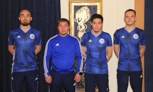 Клуб КПЛ продлил контракты с тремя важными футболистами