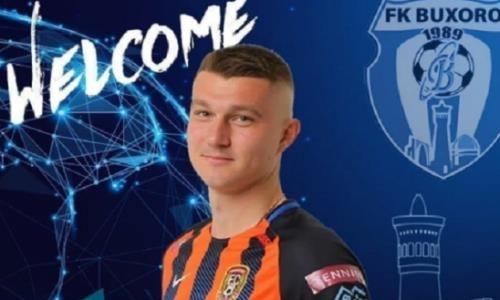 Украинский защитник после ухода из «Шахтёра» официально стал игроком узбекского клуба