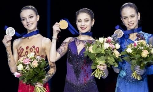 В Германии недовольны победой российских учениц тренера Турсынбаевой на чемпионате Европы-2020