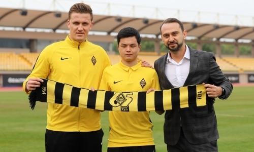 «Кайрат» официально объявил о трансфере «Кыргызского Месси»