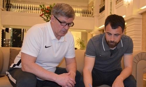 «Кызыл-Жар СК» продлил контракты с двумя игроками