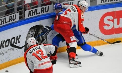 КХЛ нашла оправдание домашнему поражению «Автомобилиста» от«Барыса»