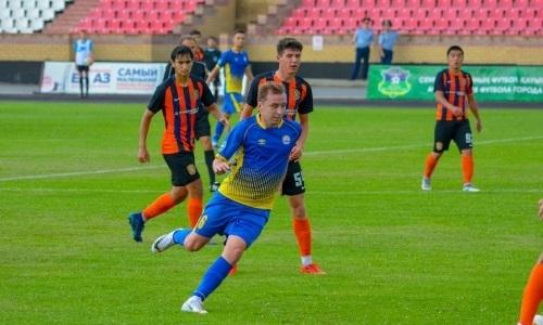 Забивший 31 гол за клуб полузащитник покинул «Алтай»