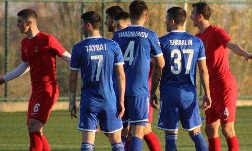Клуб КПЛ проиграл недавнему участнику российской Премьер-Лиги в товарищеском матче