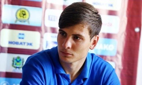 «Ордабасы» сделал предложение капитану российского клуба
