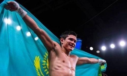 Стала известна дата возвращения на ринг Данияра Елеусинова