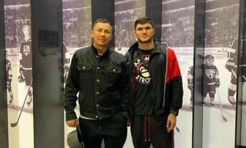 «Назначают соперника». Демьяненко объяснил смену лагеря вслед за Головкиным обладателя титула WBC из Казахстана
