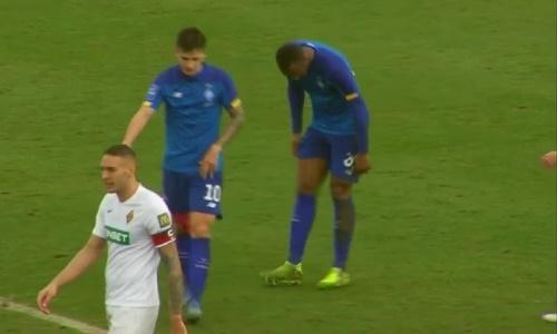Видео голов товарищеского матча «Кайрат» — «Динамо» Киев 0:2