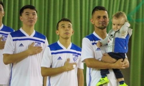 Три игрока «Жетысу» перебрались в «Атырау»