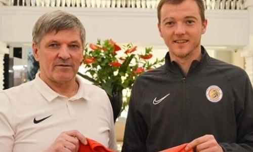 Клуб КПЛ подписал футболиста с более 100 матчами в чемпионате России
