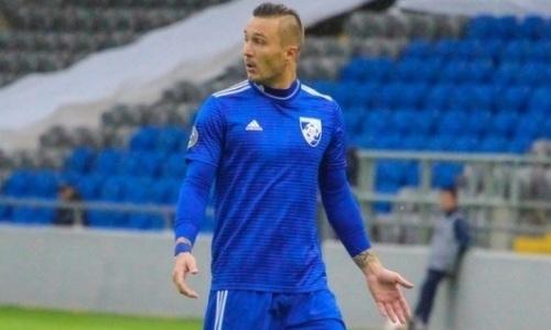 Экс-футболист «Тобола», «Акжайыка» и «Жетысу» перешел в хорватский клуб