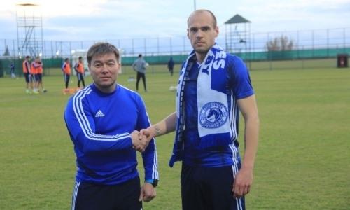 Клуб КПЛ объявил о подписании воспитанника московского «Локомотива»