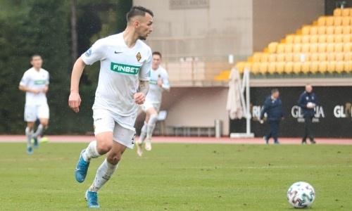 Прямая трансляция товарищеского матча «Кайрат» — «Лудогорец»