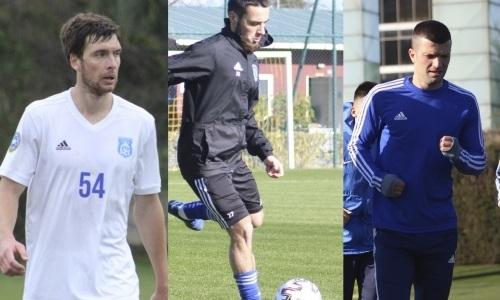 Экс-игроки «Ахмата» и «Мордовии». Клуб КПЛ официально усилился тремя футболистами