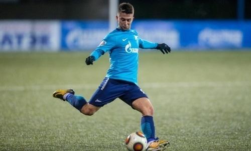 Экс-игрок «Зенита» может перебраться в Казахстан