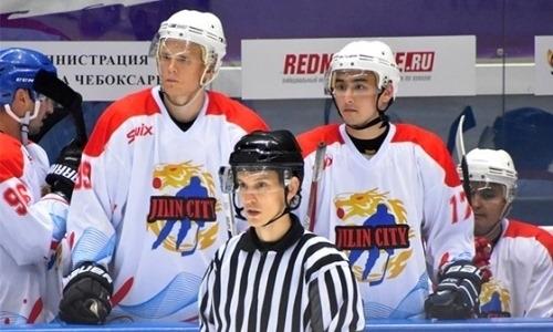 У хоккеиста китайской команды с казахстанцем в составе нашли симптомы ОРВИ. Приняты меры