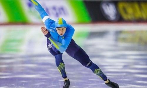Казахстанские конькобежцы выиграли пять медалей на старте «Турнира четырех континентов»