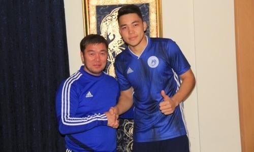 Клуб КПЛ подписал игрока молодежной сборной Казахстана