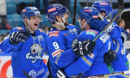 Потрясающе. «Барыс» победил «Авангард» в сумасшедшем по накалу матче КХЛ