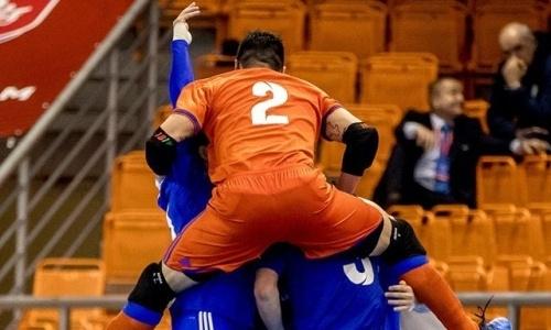 Вовремя опомнились. Сборная Казахстана разнесла Чехию и вышла на чемпионат мира по футзалу