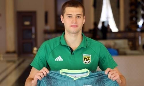 Роман Муртазаев после ухода из «Астаны» официально подписал контракт с новым клубом