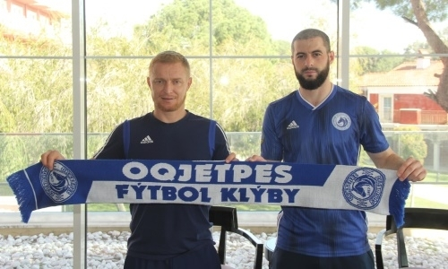 «Окжетпес» объявил о подписании экс-форварда клубов РПЛ