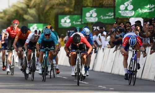 Гидич попал в тройку лидеров на очередном этапе «Тура Саудовской Аравии»