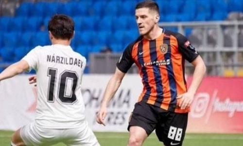 Доньет Шкодра после ухода из «Шахтера» официально подписал контракт с другим клубом КПЛ