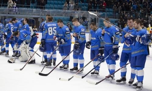 Обос*ались. Сборная Казахстана по хоккею проиграла Польше в Нур-Султане и не поедет на Олимпиаду-2022