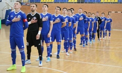 «Окжетпес» потерпел десятое поражение в чемпионате Казахстана