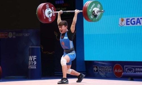 Казахстанский тяжелоатлет завоевал «золото» на рейтинговом международном турнире в Ташкенте