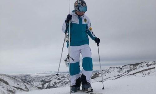 Казахстанка взяла две медали на этапе Кубка Европы по фристайл-могулу в Швеции