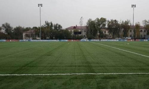 «Астана» будет играть домашние матчи в Алматы. Подробности