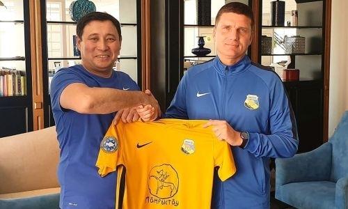 Клуб КПЛ официально представил нового главного тренера
