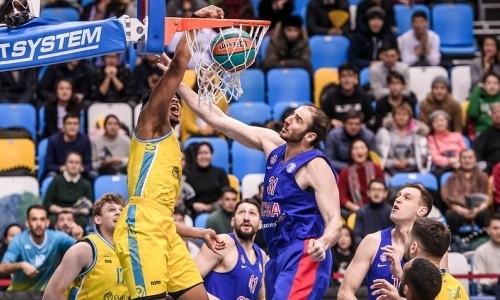 Видеообзор матча ВТБ, или Как «Астана» дома проиграла ЦСКА в 23 очка